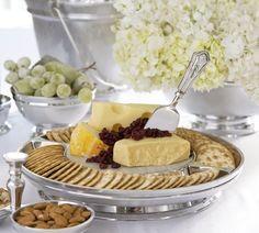 Gourmet Cheese Taster  #polkadotdesign #bridalshower