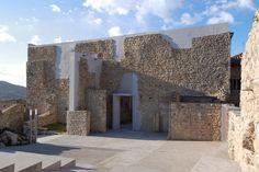 Restauro della ex chiesa S. Antonio e degli orti del convento delle Clarisse a Santa Fiora