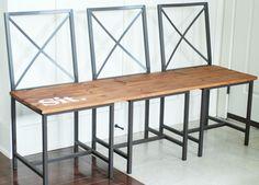 Fabriquer un banc   Comment fabriquer un banc en bois?