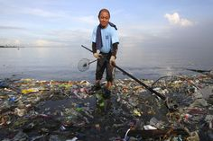We must drastically reduce our plastic consumption.  The Great Garbage Patch | 13 Reasons The Ocean Might Never Be The Same
