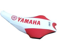 SEAT COVER ULTRA GRIP YAMAHA YFZ 450R! RED & WHITE!!! EXCELLENT QUALITY!