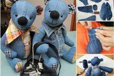 denim-teddy-bear