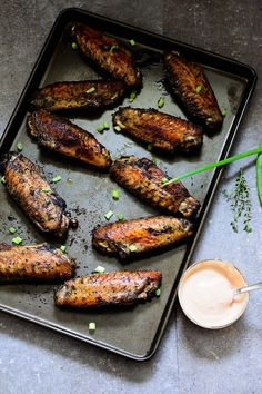 These delicious Jerk turkey wings are an alternative take on classic thanksgiving turkey that'll have you and your family and friends craving for more! Jerk Turkey, Jerk Marinade, Appetizer Recipes, Appetizers, Turkey Wings, Thanksgiving Turkey, Tray Bakes, Tandoori Chicken, Chicken Wings
