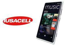 El Nokia Lumia 920 ya está disponible con Iusacell en prepago o contratando algún plan.