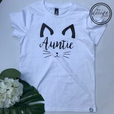 Auntie - goes with niece or nephew, for the cat lover