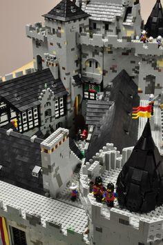 Lego Minecraft, Lego Lego, Legos, Lego Burg, Lego Pirate Ship, Fallout Power Armor, Play Wood, Classic Lego, Amazing Lego Creations