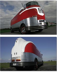 GM Futurliner. Glubmin Abobo's whip of choice.