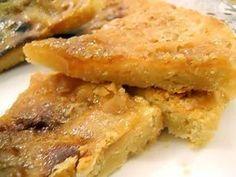 Italian Cookie Recipes 53552 HOT PIE Recipe (the real northern sugar pie) Italian Cookie Recipes, Italian Cookies, Pie Recipes, Brunch Recipes, Unique Christmas Cookie Recipe, Bakers Yeast, Pumpkin Cinnamon Rolls, Sugar Pie, Thermomix Desserts