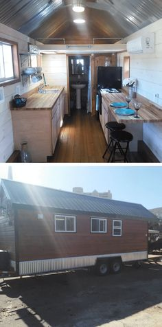 Get Ideas from Images of tiny houses inside and outside