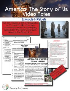america the story of us boom episode 8 video guide columns study guides and the o 39 jays. Black Bedroom Furniture Sets. Home Design Ideas
