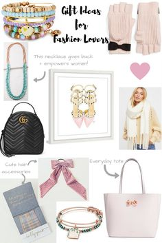 The Ultimate List of Gift Ideas for Fashion Lovers