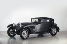 Alfa Romeo 6C 1750 Gran Sport – 1930