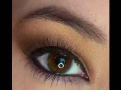 Bronze Sultry Date Night Look