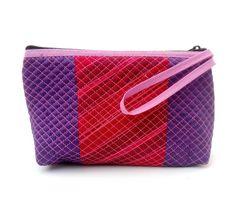 valentines gift ZIP TOP & SIDE ZIP multi colours multi purple red SILK purse Vintage Patterns, Vintage Designs, Vintage Floral, Retro Vintage, Red Silk, Retro Design, Dog Gifts, Hippy, Wristlets