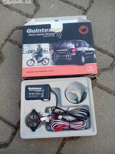 Parkovací senzor Quintezz park assist senzor,rozbalený,nepoužitý,nevhodný dárek,cena - obrázek číslo 1