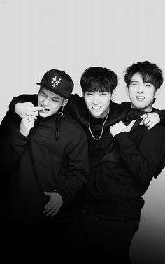Jackson, JB, and Junior