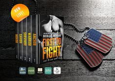 Silence is Read: #BookBlitz & #Giveaway - First to Fight Box Set by Nicole Blanchard