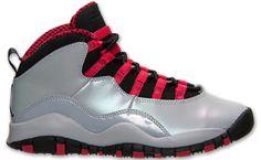 Air Jordan 10 GS Wolf Grey/Black-Legion Red http://www.equniu.com/2014/01/08/air-jordan-10-gs-wolf-greyblack-legion-red/