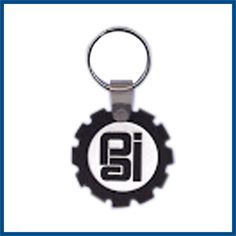 Soft, flexible 3D PVC custom-made keychains are a fun and often-used item for promotions. B2B Always ask for Made in USA via BuyDirectUSA.com