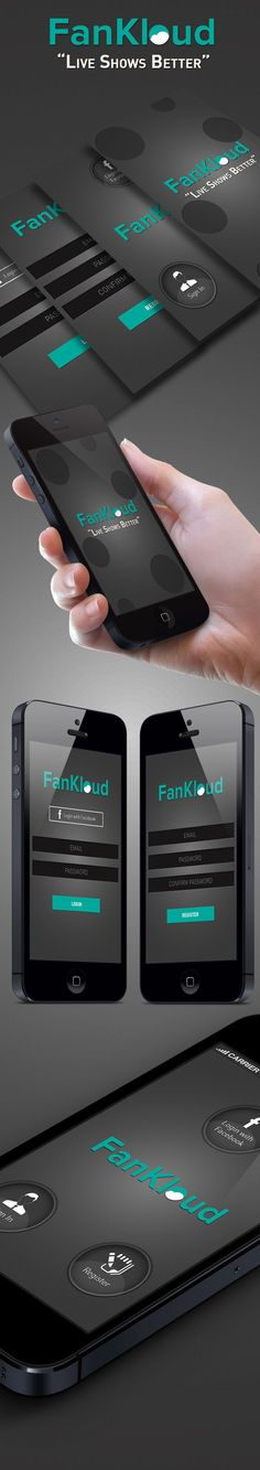 Fankloud Music Store Apps Mobile UI Design Inspiration #4