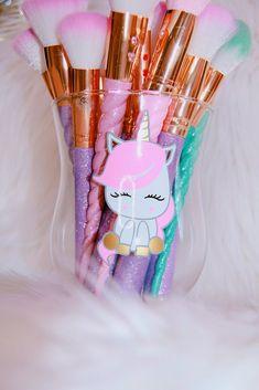 Unicorn Pink Princess brush holder