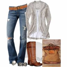 Different purse and shoes