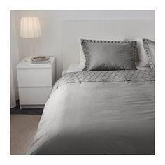 IKEA - VINRANKA, Duvet cover and pillowsham(s), Full/Queen (Double/Queen)