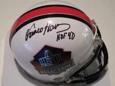 Franco Harris Signed Autograph Pittsburgh Steelers Hall of Fame Mini Helmet Authentic Certified Coa by all-star sports. $99.99. hand signed mini helmet . will come with a coa and 100% money back if you are not happy .