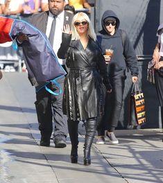 Christina Aguilera, Candid, Divas, Winter Jackets, Feminine, Punk, Inspiration, Style, Fashion