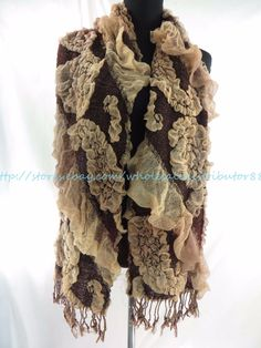 US SELLER- rose paisley winter thick scarves neckwarmer discount Fashion scarf | eBay