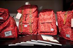 Bags by Herschel Supply Co.
