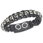 Studio Black Diamond Bracelet by Swarovski #banglemania