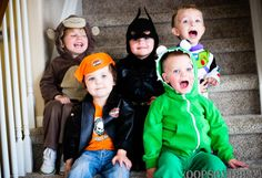 Halloween party for boys... includes ideas for decorations, games, food and party favors!