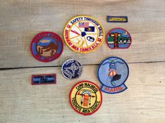 Vintage Patches Boy Scouts of America Steam Punk Gothic  Patch by TheCookieClutch on Etsy, $32.00
