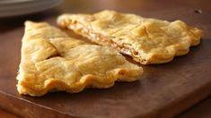 Easy Apple Pie Foldover using refrigerator pic crusts