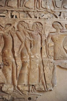 Hittites slaves captured by the mighty pharaonic army. Egypt by Ashraf Adil on 500px