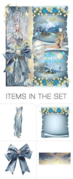 """""""Happy Birthday to @kristina-lindstrom, March 31st🎂🍰"""" by ragnh-mjos ❤ liked on Polyvore featuring art, happybirthday, artset, march and Spring2017"""