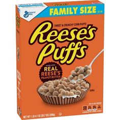 Reeses Puffs Breakfast Cereal General Mills - Funny Offensive Memes - - Reese's Puffs Breakfast Cereal General Mills The post Reeses Puffs Breakfast Cereal General Mills appeared first on Gag Dad. General Mills, Corn Puffs, Reese's Puffs, Hersheys, Kids Cereal, Puffs Cereal, Color Caramelo, Crunch Cereal, Home