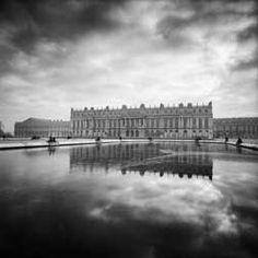 'Thomas Jefferson's Paris Walks' photographed by Michael Kenna.