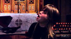 """Anna Von Hausswolff, """"Funeral For My Future Children"""" -  NPR Music Field Recordings"""