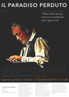 Antony o'Bresky - 11 Novembre 2013