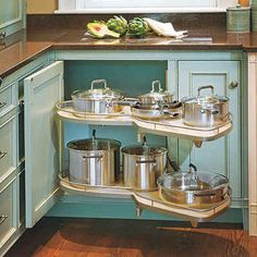 7 Kitchen-storage Hacks To Double Your Usable Space