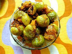 Cooking Club: Gunda or Lasoda Sabzi