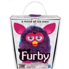 I already have one furby. But i want a new version. Mine is the old version