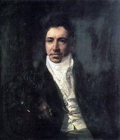 Portrait of the Secretary of State Piotr Kikin, 1821-1822 Karl Bryullov