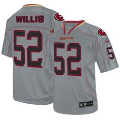 Cheap 38 Best Patrick Willis Jersey: Authentic 49ers Women's Youth Kids