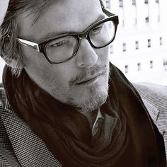 Norman Reedus for Morgenthal Frederics
