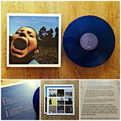 Have Heart - Songs To Scream At The Sun  1st press   Translucent Blue   /1000  The TV screens the magazines Scream at you like the dogs of hell Advertising and advising you to be Anyone but your-beautiful-self.  #haveheart #thethingswecarry #songstoscreamatthesun #norosesnoskies #bridgeninerecords #bridgenine #sxe #straightedge #nowspinning #nowplaying #vinylporn #vinyljunkie #vinylheads #vinylig #vinyligclub #vinyloftheday #vinylcollection #vinylism #vinyl #records #recordcollection…