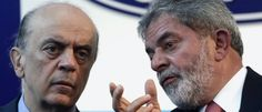 Noticias ao Minuto - Serra defende candidatura de Lula em 2018: 'tem legitimidade'