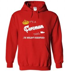 awesome Its a Forsman Thing, You Wouldnt Understand !! tshirt, t shirt, hoodie, hoodies, year, name, birthday Check more at http://9tshirt.net/its-a-forsman-thing-you-wouldnt-understand-tshirt-t-shirt-hoodie-hoodies-year-name-birthday/